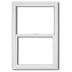 Vinyl Single Hung Replacement Window