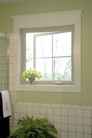 Attractive Bathroom Windows