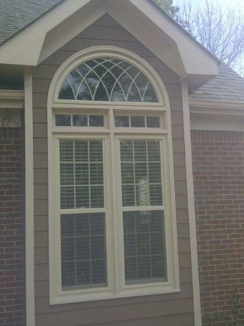 Grid Options For Replacement Windows In Kennesaw Georgia Atlanta