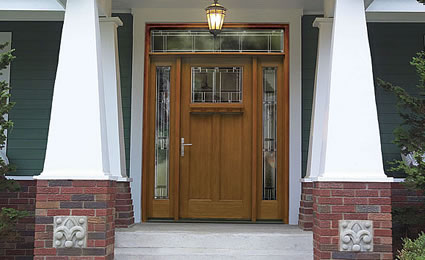 Replacement Exterior Doors Offers Curb Appeal