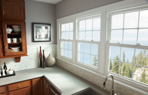 Vinyl Windows That Provide Style For Kitchen Remodels