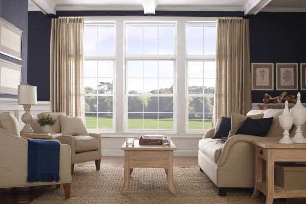 Vinyl replacement windows fit any style budget for Who makes the best vinyl windows