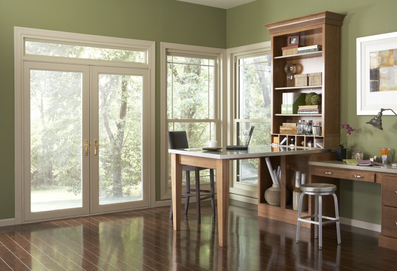Vinyl patio doors windows atlanta for Patio door styles